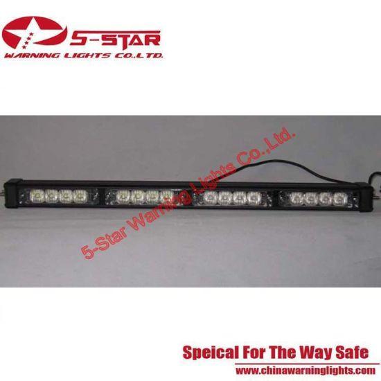 LED Grille Emergency Flashing Warning Light
