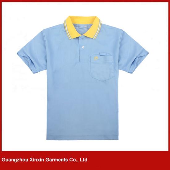 71612895c China Wholesale European Size Plain Polo Shirts for Men and Women ...