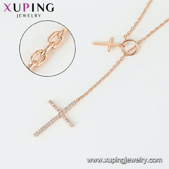 44286 Fashion Cool 18K Gold Snake Jewelry Necklace in Metal Alloy pictures & photos