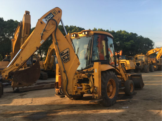 Low Hours New Model Used Jcb 3cx Backhoe Loader Construction Equipment pictures & photos