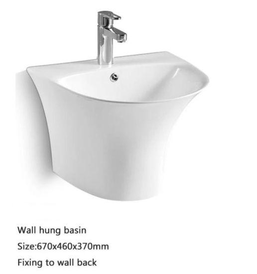 Sairi Chaozhou Wholesale Hanging Lavabo Wall Hung Ceramic Sinks Small Bathroom Wash Basin China Bathroom Sink Wall Hung Basin Made In China Com