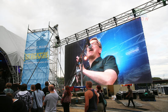 Factory Promotion Wateproof P3 P4 P5 P6 HD Video Panel P4.81 LED Screen Display for Outdoor Indoor Rental Events