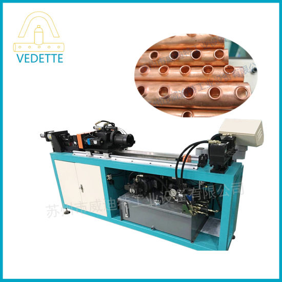Automatice High Quality Tube Hole Drilling Machine