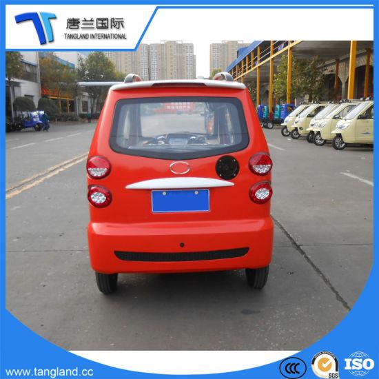 China New Three Wheel Car/Cheap Electric Three Wheeler Tuk