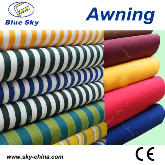 China Window Polyester Folding Retractable Awning - China