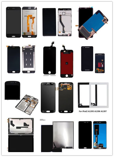 Wholesale OEM Mobile Phone LCD Touch Screen for iPhone/Samsung/Motorola/LG/Sony/Huawei/Xiaomi/Oppo/Vivo/Nokia/HTC/Blackberry/Asus/Acer/Infinix/Tecno/Tablet