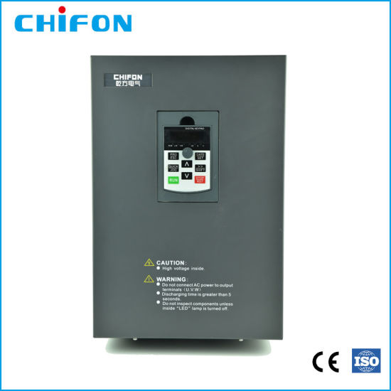 AC VFD VSD Manufacturers From 315kw Tokw Vf and Vector Control pictures & photos