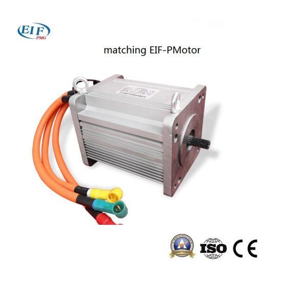 Compact Design Permanent Magnet Motor 7 5kw3000rpm60v