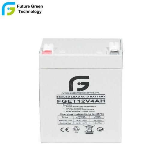 12V 4.5ah 5ah 5.5ah AGM Small Lead Acid Battery for Alarm System