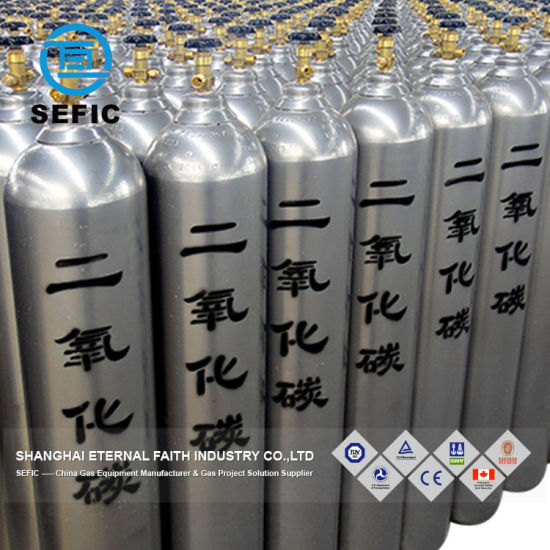 Newly Designed High Pressure CO2 Gas Cylinder pictures & photos