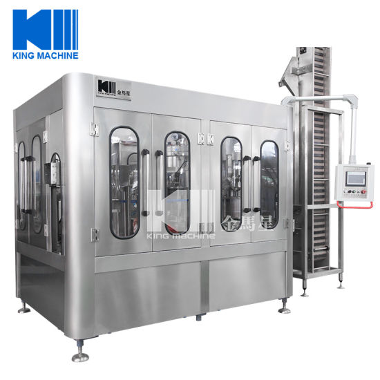 High Quality Alkaline Mineral Water Filling Machine