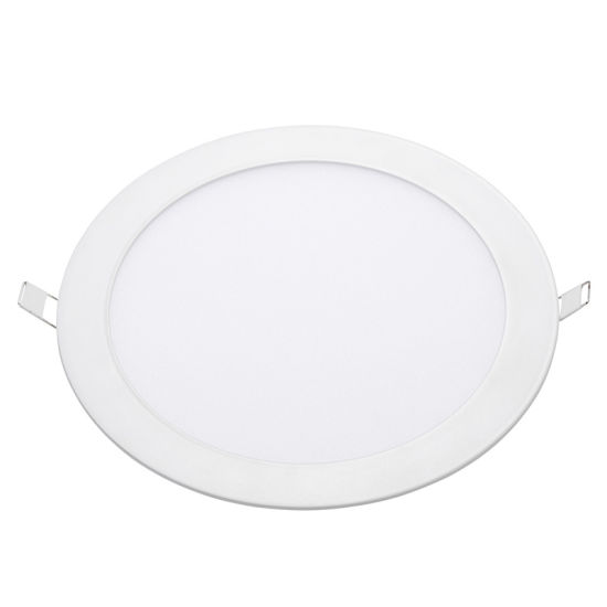 CE, RoHS Certification Round Square LED Downlight Panel Light pictures & photos