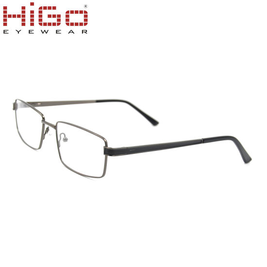 China Stock Ready Stock Metal Optical Frames with Good Price
