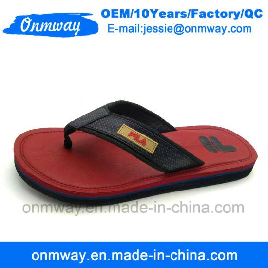 e2fb56c0258 China Best Sell Men Flip Flops Slipper Beach Sandal - China Light ...