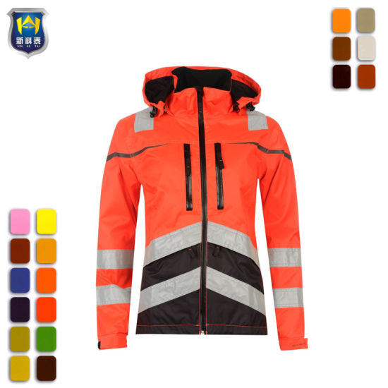 5a0fe3dec12b China 100% Cotton Safety Reflective Flame Resistant Workwear - China ...