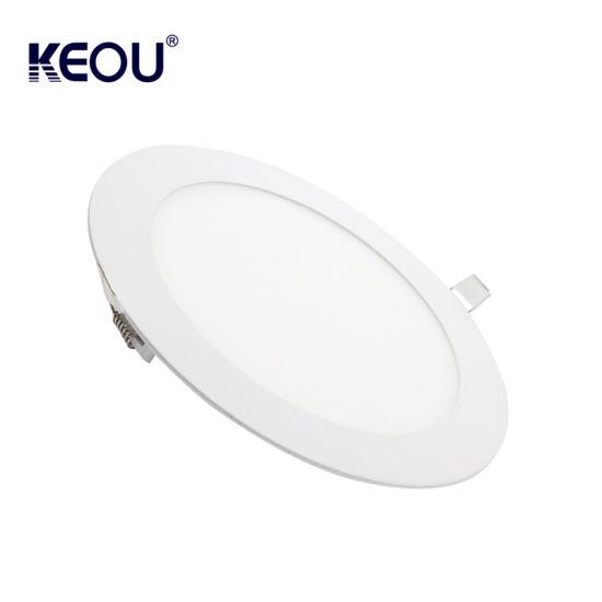 sale retailer e50d5 ad73d Low Price Round LED Panel 3000k 4000k 6000k Recessed LED Downlight