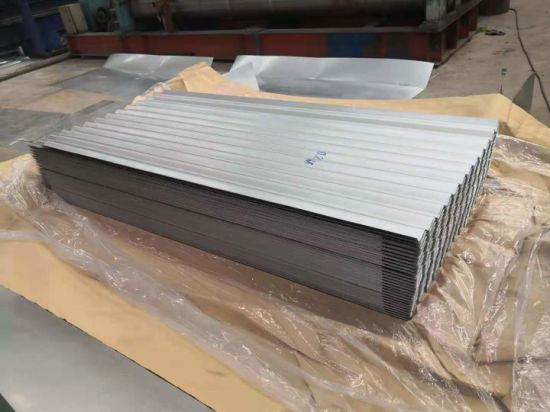 Alloy Steel Roof Plate Coated with Zinc for Roofing Buildings