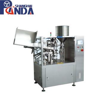 Full Automatic Plastic Paste Tube Filling Machine Price