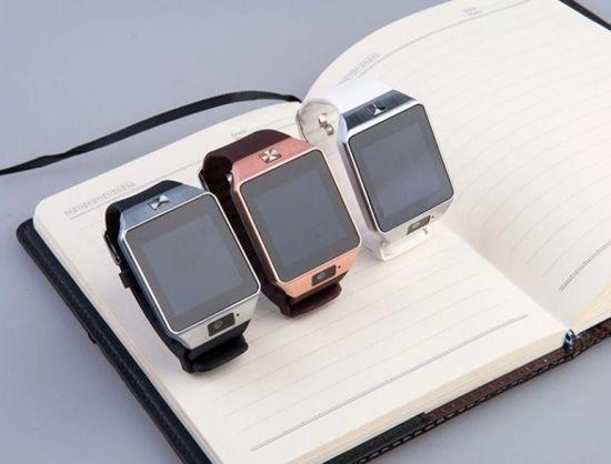 Wholesale Touch Screen Wrist Watch Mobile Phone Smart Watch Dz09
