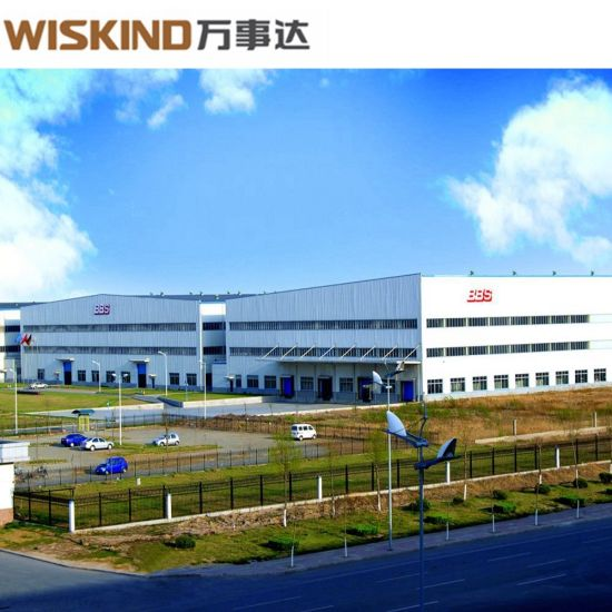 Q345b Prefab / Prefabricated Structural Steel Frame Logistics Building Warehouse with Engineering Structure