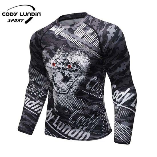 New Arrival Marvel Gym Clothes Compression Superhero Custom 3D T-Shirts