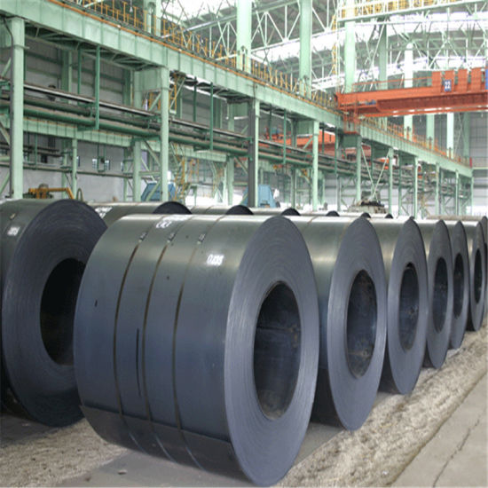 Ss400 0.7mm Thickness Hot/Cold Rolled Steel Strip with Mill Test Certificate