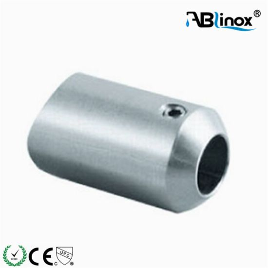 Stainless Steel AISI304, AISI316 Hot Sale Bar Fitting for Pipe/Tube/Cable Railing