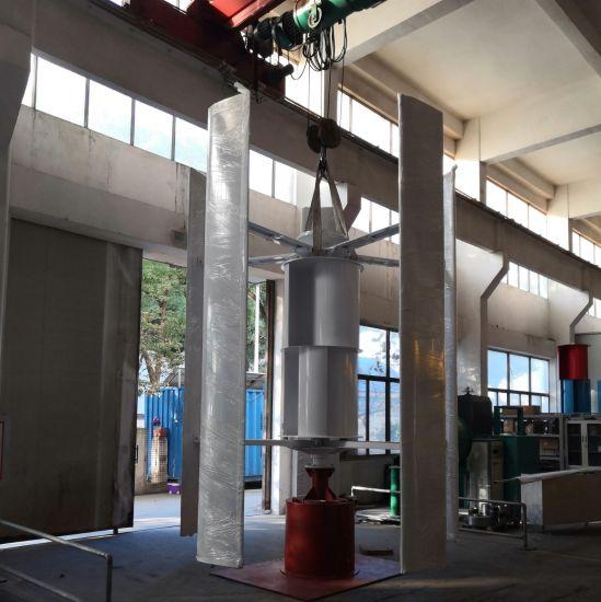 5kw Vertical Wind Generator for Power Grid