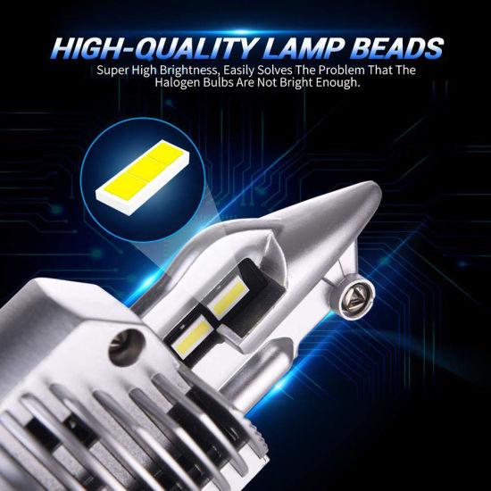 Fighter H4 LED Car Headlight Super Bright LED Motorcycle Light LED Auto Lamp