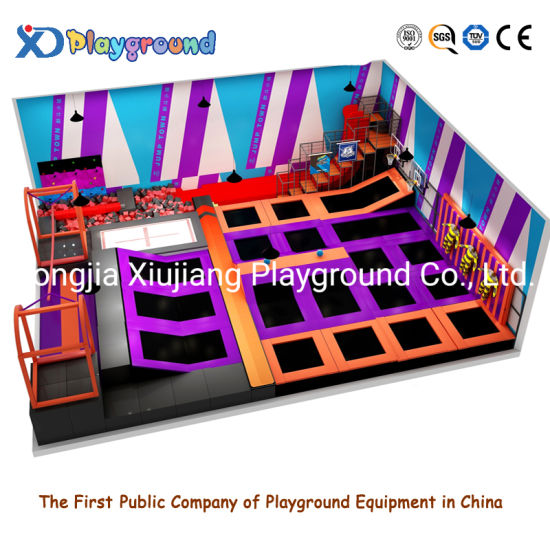 Professional Manufacturer Trampoline Parts with Trampoline Mat Prices