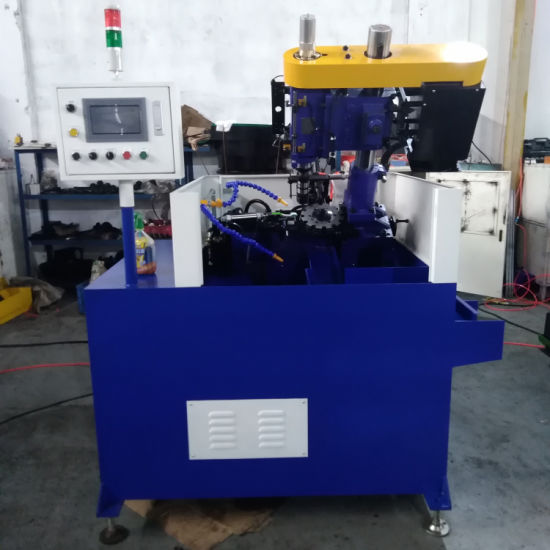 Lower Price High Precision Tapping Machine with Taiwan Power Head