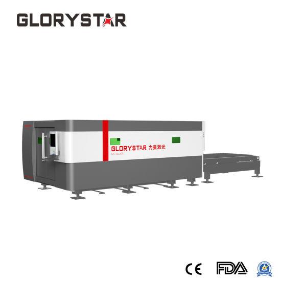 Laser Cutting Machine for Making Office Desks