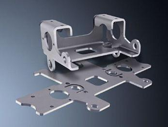 OEM/ODM Stainless Steel Sheet Metal Fabrication/Custom Metal Bracket Fabrication/Laser Cutting Service