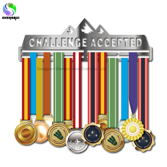 Wholesale Factory Metal Medal Hanger for Sport Medal Holders