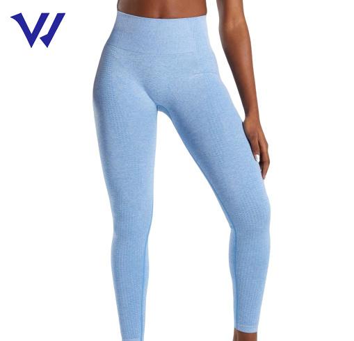 Wholesale Free Logo Yoga Legging Women Gym High Waisted Workout Seamless Active Leggings Fitness