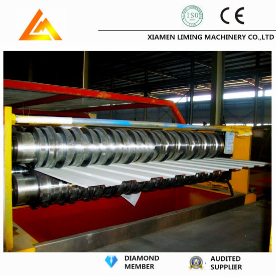 Roll Forming Machine for Roll Shutter Door