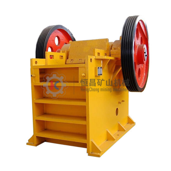 PE250*400 Price Mobile Crushing Machine Stone Breaking Station Jaw Crusher for Gold