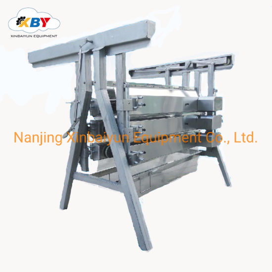 Russian Poultry Slaughter Meat Processing Equipment Chicken Feather Plucking Machine for Sale