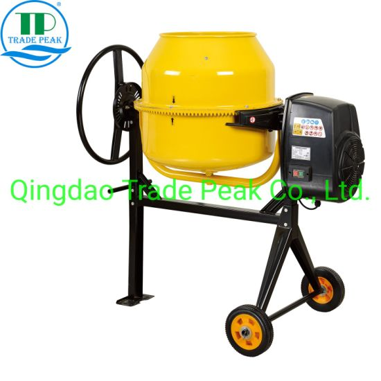 Qtp4038 New Product Self Loading Concrete Mixer for Sale