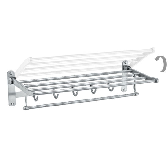 Bathroom Fitting Of Movable Stainless Steel Towel Rack China Towel
