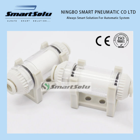 Generator High Flow Rate of Pneumatic Vacuum Filter pictures & photos