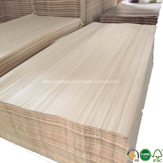 China Wood Veneer For Plywood Decorative Plywood Mdf