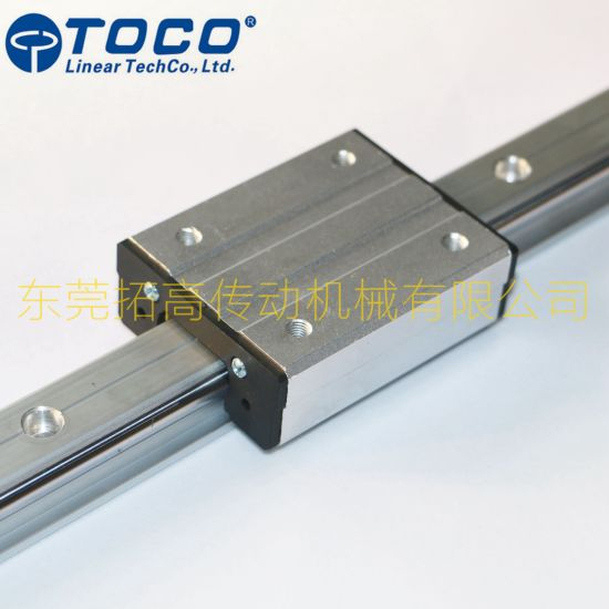 High Efficiency Motion Parts Linear Guide for Machinery Industry