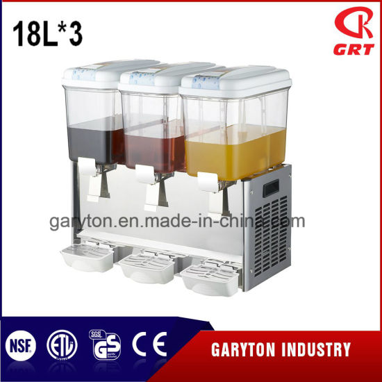 Mixing Drink Dispenser for Keeping Juice (GRT-354L) pictures & photos
