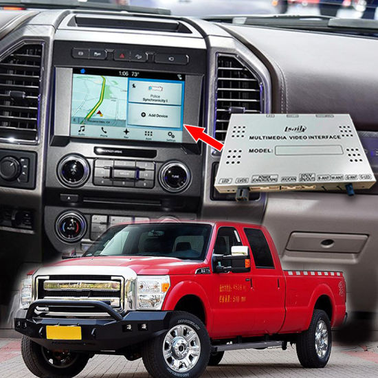 Car GPS Navigation GPS Receiver Android Video Interface Box for Ford for F250 pictures & photos
