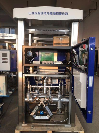 Best Design Single-Nozzle LNG Dispenser for LNG Station (RT-LNG 112)