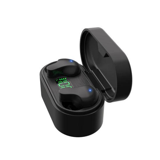 2020 New Amazon Popular Selling True Wireless Stereo Bluetooth 5.0 Tws Headphone