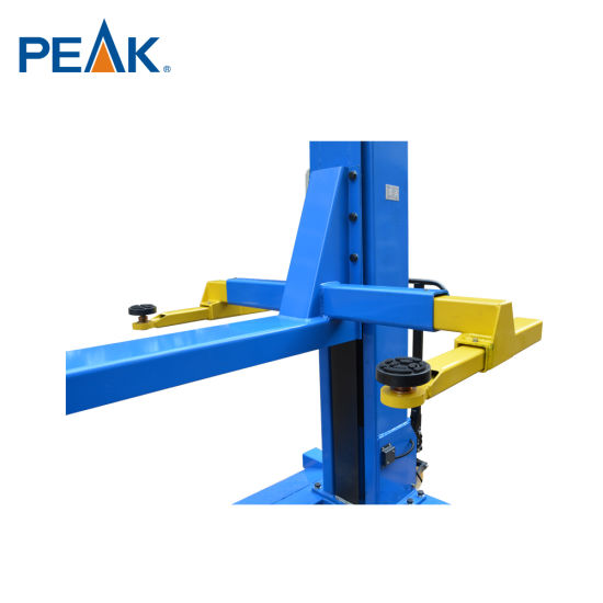 Hydraulic Portable Electric Single Post Car Lift Equipment with Ce pictures & photos