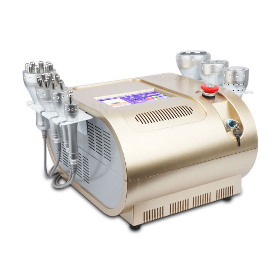 Portable Cavitation RF Vacuum Cavitation System Slimming Machine Price pictures & photos