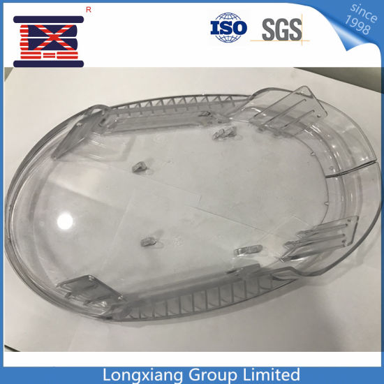 China Injection Molded for Medical Equipment Plastic Enclosure Parts